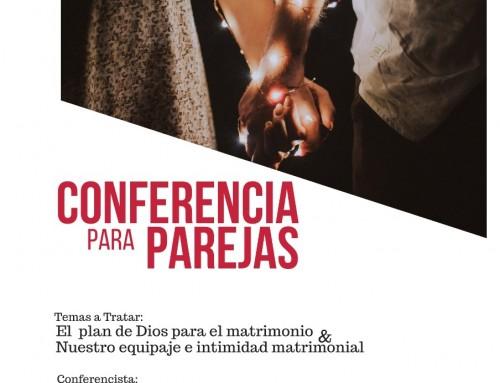 Conferencia de parejas